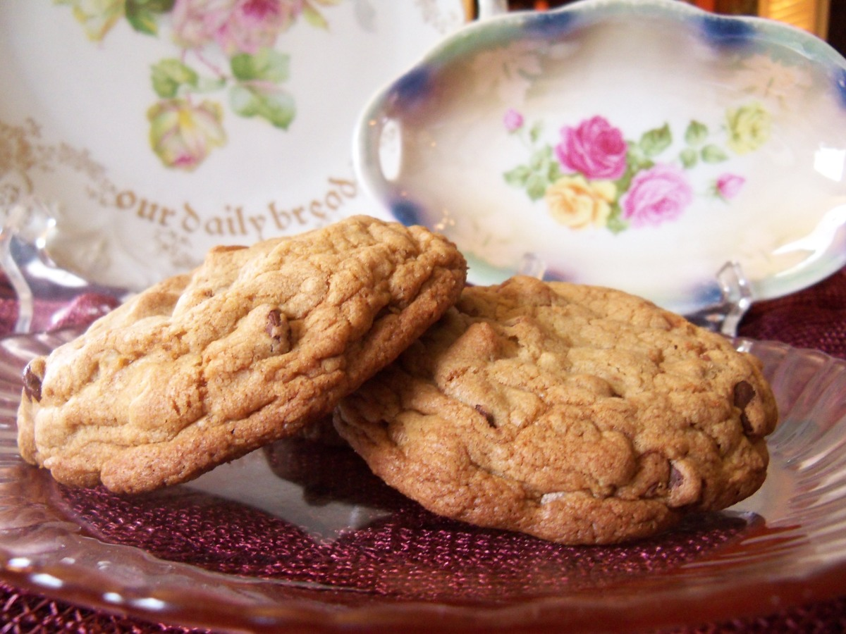 """Chocolate Chip Cookies With Brown Butter & Bacon"" by The Fromagette"
