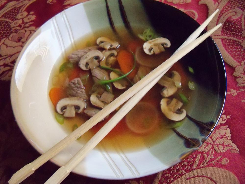 Hot Pot Soup (3/3)