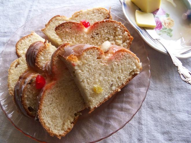 Grandma's Cardamom Bread