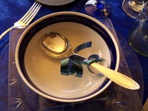 Boho soup bowl