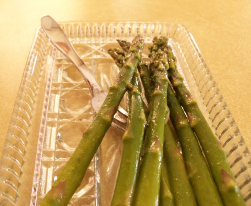 Asparagus... The Early Years