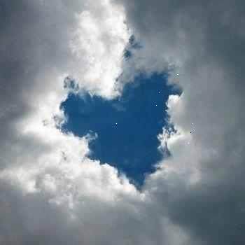 """Cloud Heart"" photo courtesy of Brenda Downing"