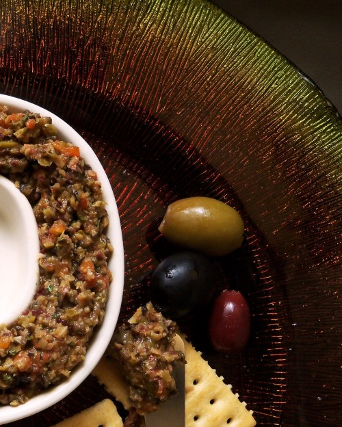 Tapenade Dancing I