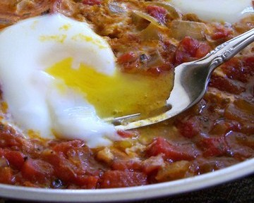 Shakshuka, Up Close and Personal