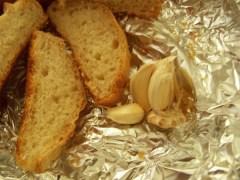 Garlic Toast To Be
