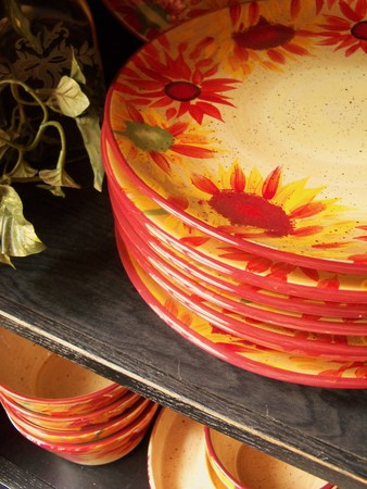 Color Scheme Dishes 1