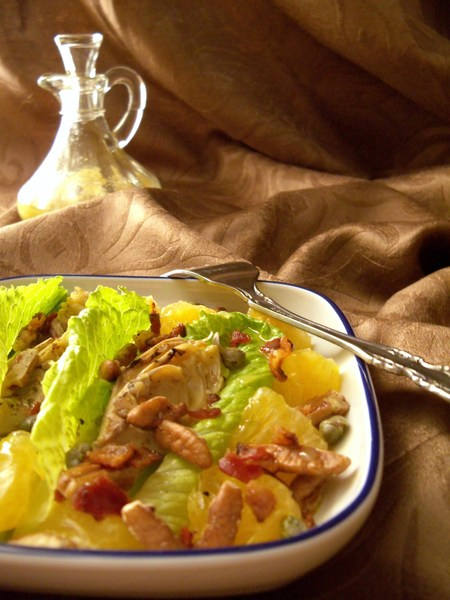 Grilled Artichoke Heart Salad I