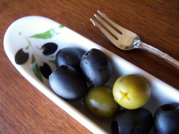 Olive Boat