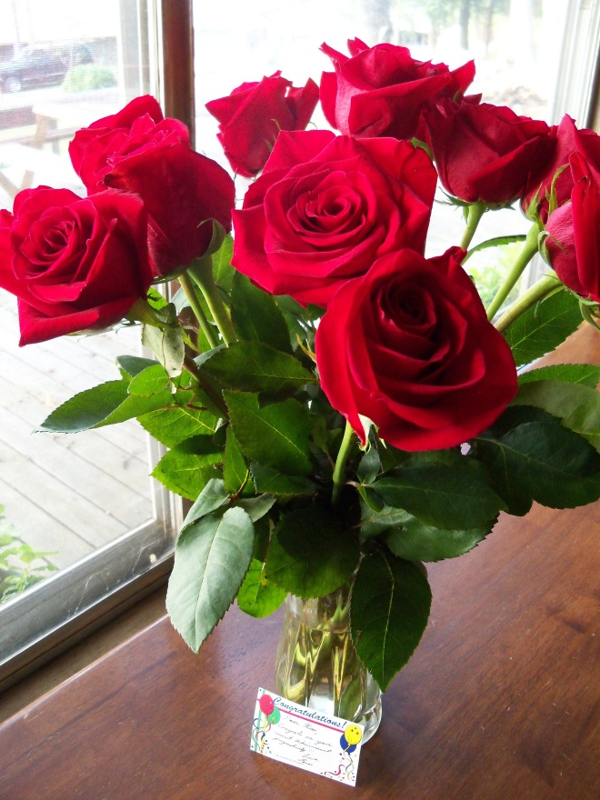 Roses from Russ 1