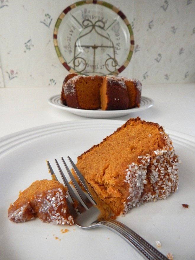 Pumpkin Bread 2