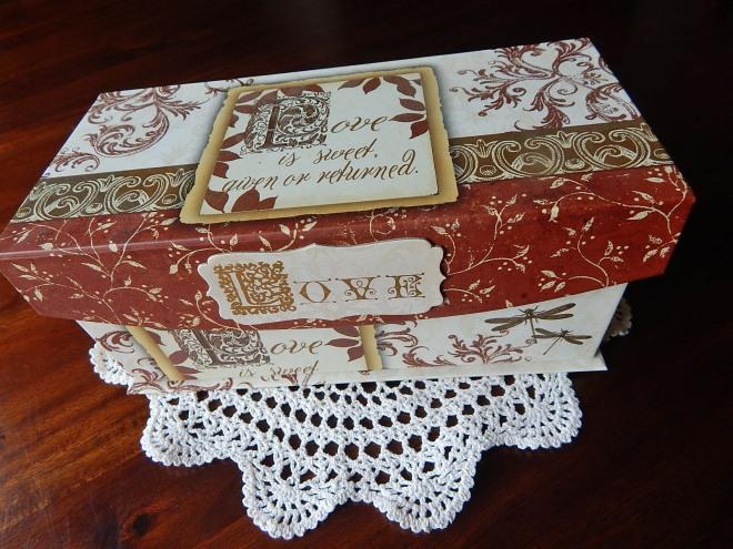 Love Trinket Box 1027