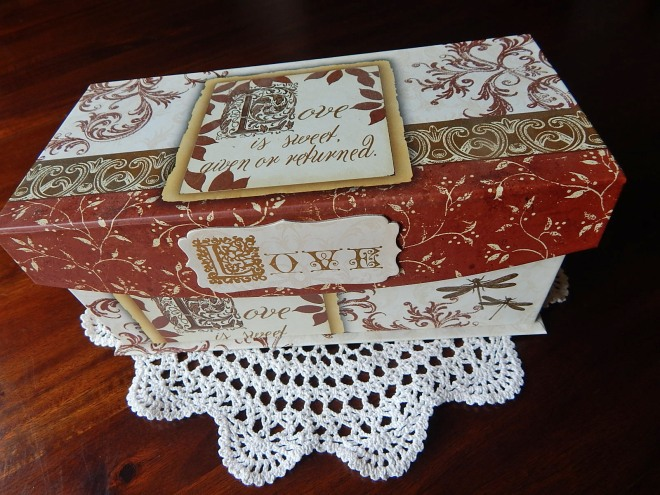 Love Trinket Box 1027