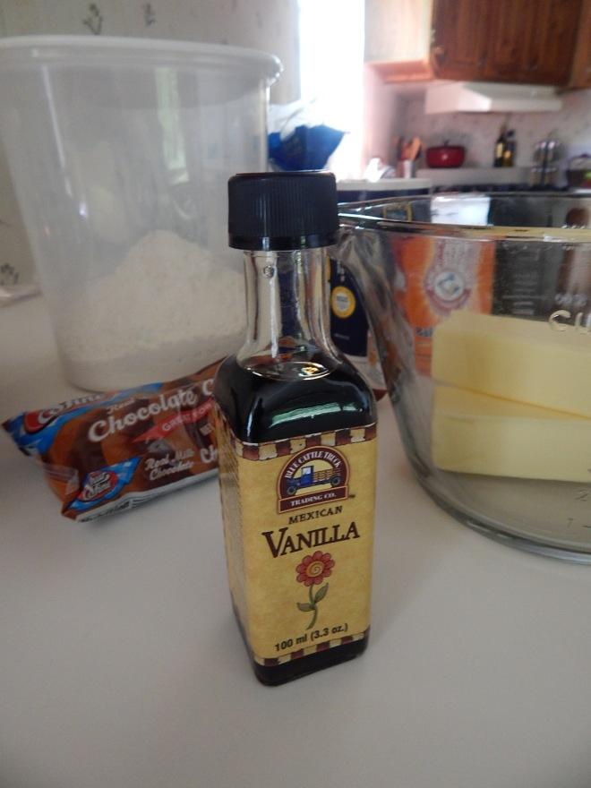 Mexican vanilla