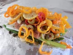 Another en Papillote Fish Dish