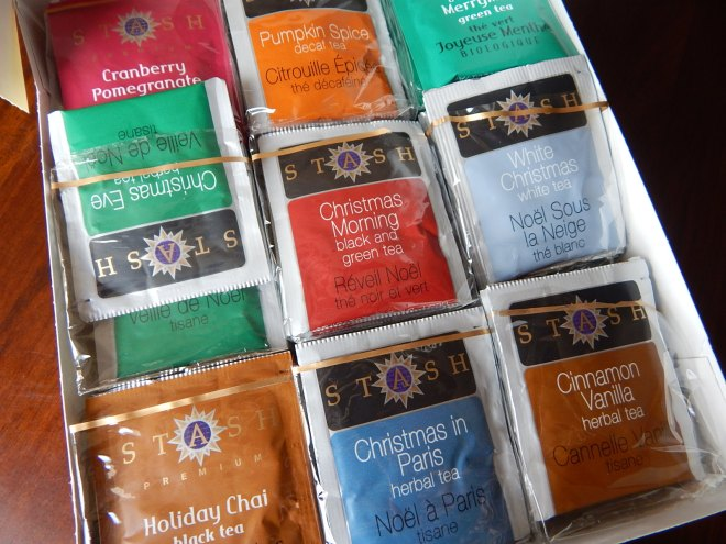 Stash of Tea