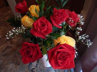 Tournament of Roses bouquet