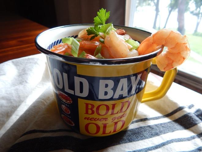 Old Bay mug