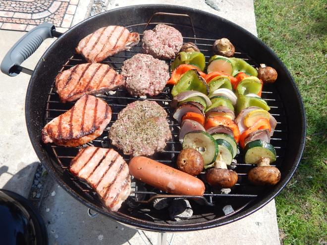 Grill Full of Goodness