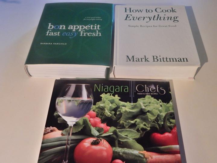Cookbooks 1