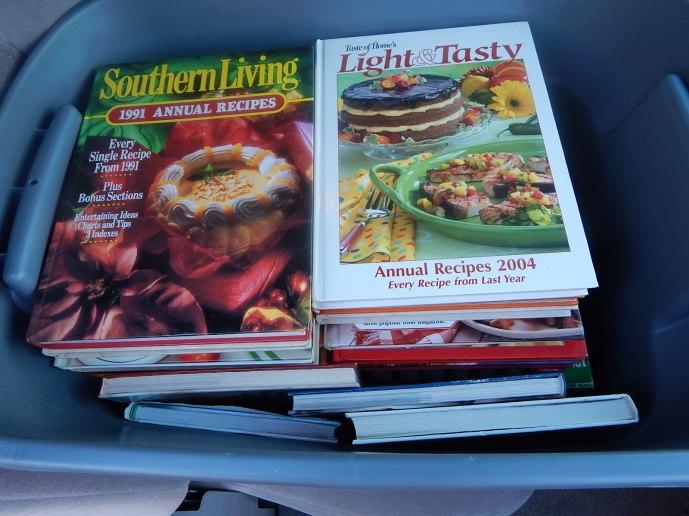 Cookbooks 4