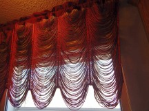 Valance close up