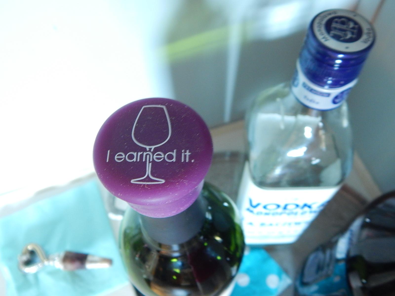 Winte bottle stopper