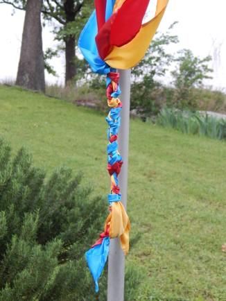 Windsock tangle